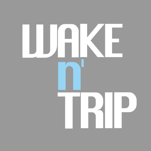 旅を愛するすべての人へ WAKE N' TRIP
