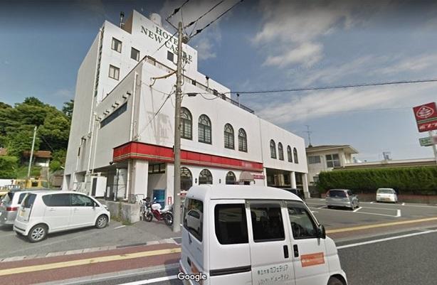 浜田ホテルニューキャッスル