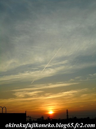 624夕陽1