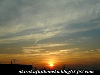 624夕陽2