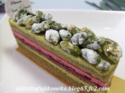 シャンドワゾーケーキ3