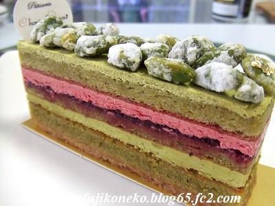 シャンドワゾーケーキ4