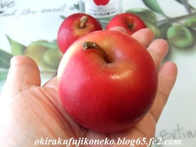 ニュージーランドりんご3