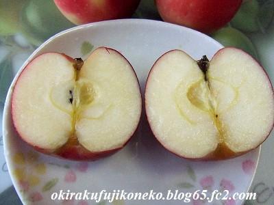 ニュージーランドりんご4