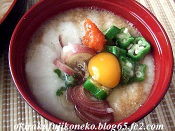 とろろ素麺2