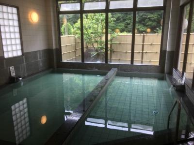 佐野川温泉 内風呂
