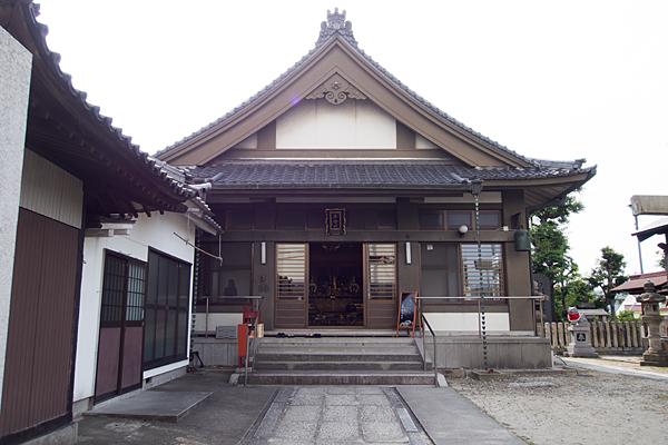 則武新町津島神社正信寺