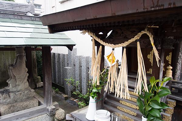 庄内通4秋葉神社と役行者