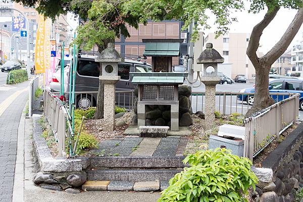 茶屋ヶ坂三十番神社
