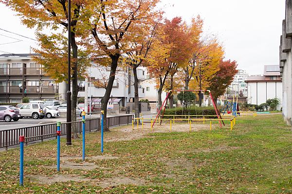 山田近くの公園