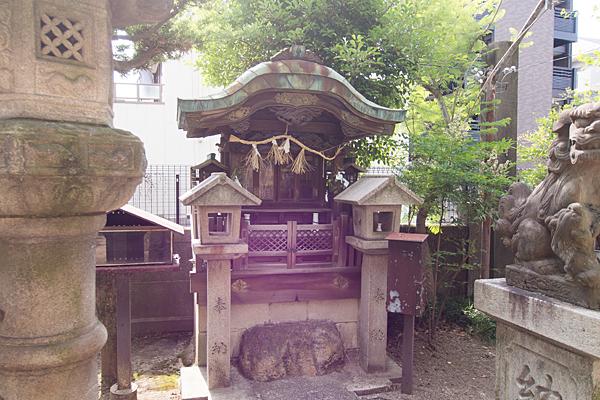 菊井金刀比羅社龍神社