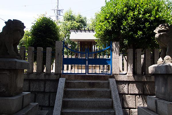池鯉鮒社本社前
