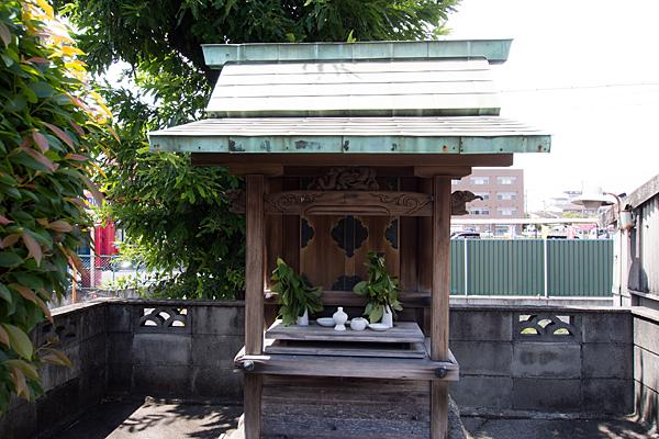 荒子川水神社本社
