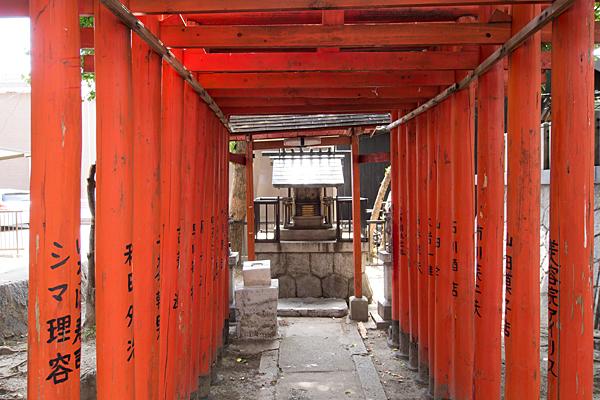 錦神社稲荷社