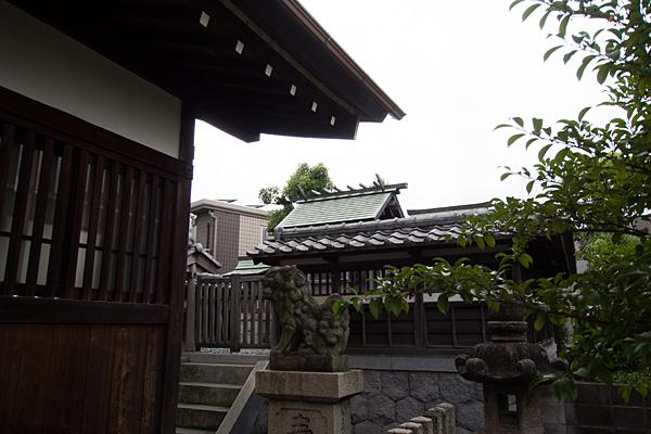 稲永神明社本社