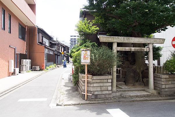 名駅5天王社