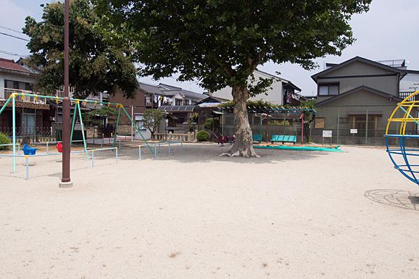 川中神社成願寺西部公園