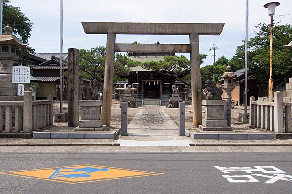 本宮町龍神社