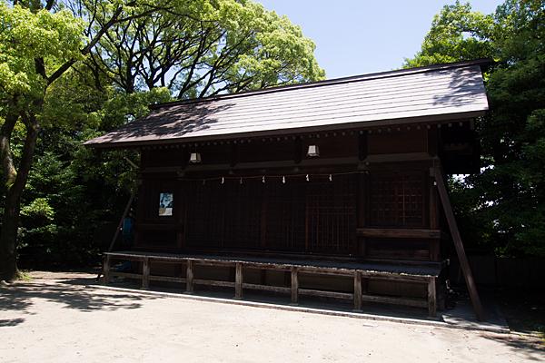 築地神社斎機殿