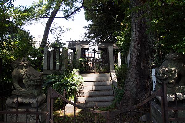 築地神社金刀比羅社の社