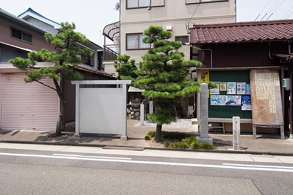 正徳町5神明社