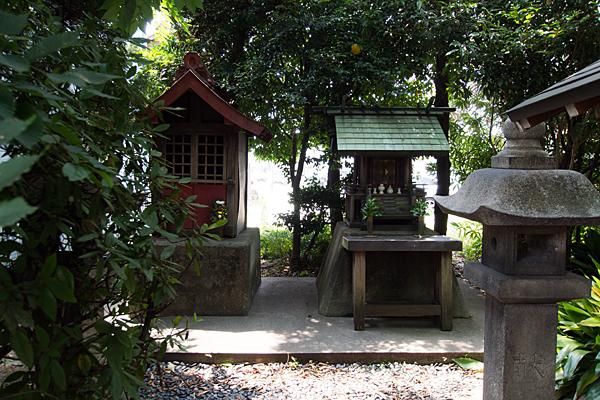 錦町天王明神社とお堂