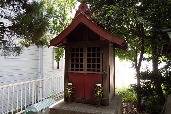 錦町天王明神の堂