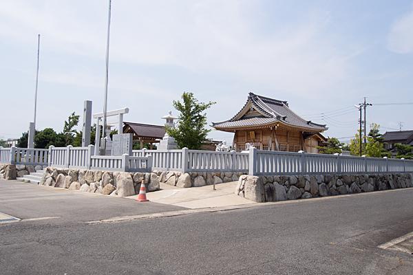 七島神明社