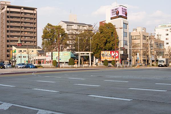 赤塚交差点