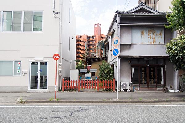 天王社・秋葉社(新尾頭)