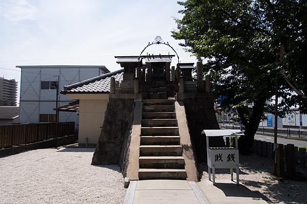 入場神社社前