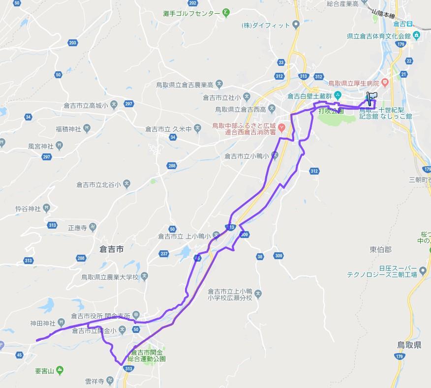 1806-00a-倉吉2日目-軌跡