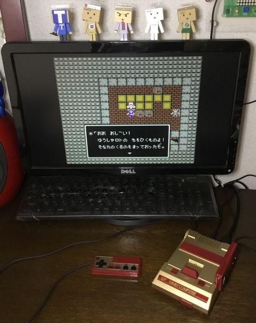 PCでミニファミコン