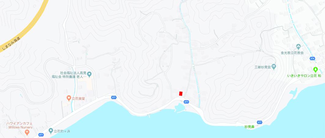 立花843-1地図blog