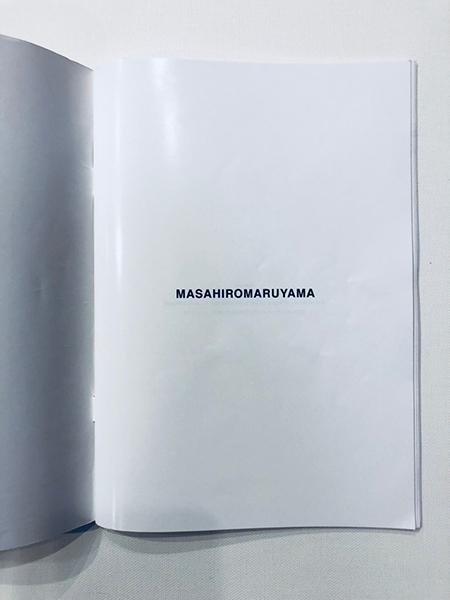 MASAHIROMARUYMA マサヒロマルヤマ 入荷情報 新作 新潟県 見附市 眼鏡店