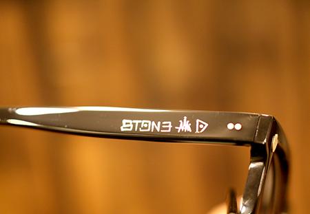 stoneD ストーンD スノー サーフ サングラス 鯖江 Made in Japan