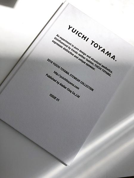 YUICHI TOYAMA フレーム サングラス 見附市のめがね店