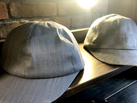 3 three 帽子 ハット ハンドメイド 新潟 見附