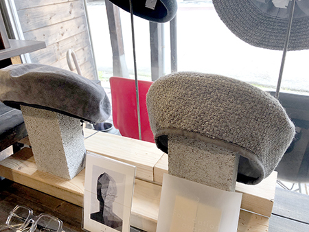 3 Three hat hatter 帽子 ハット 新潟県