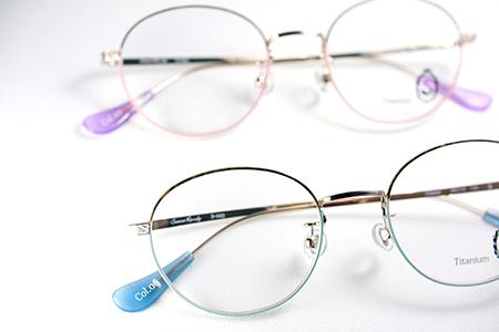遠近両用 女性用 めがね 老眼鏡 かわいいメガネが欲しい 長岡 見附 三条 柏崎 燕 新潟