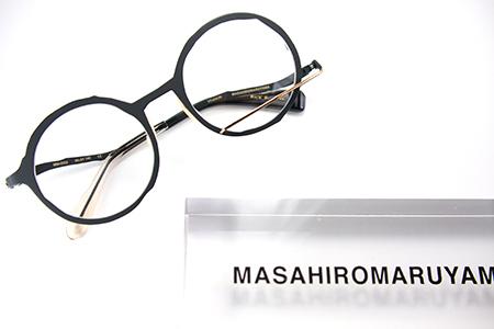 MASAHIROMARUYAMA MM-0033 erase マサヒロマルヤマ 山口一郎 めがね 新潟県 見附市メガネ店