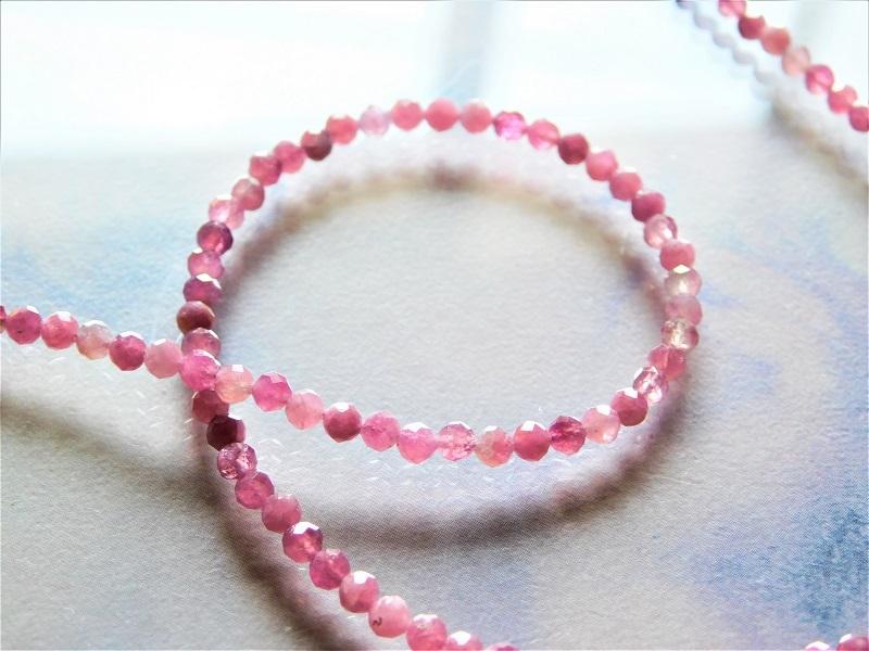 妖精ロングピンクトルマリンアップ2