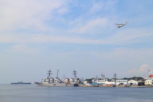 よこすかYYのりものフェスタ 横須賀港