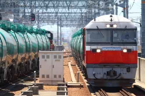 8079レ・5282レ 八田駅