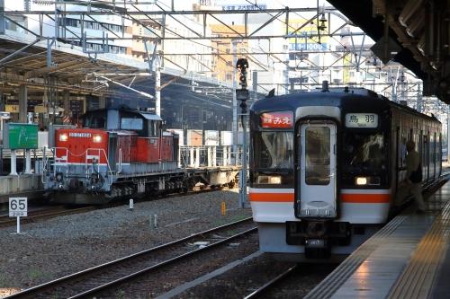 2085レ 名古屋駅