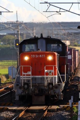 2084レ 朝日駅