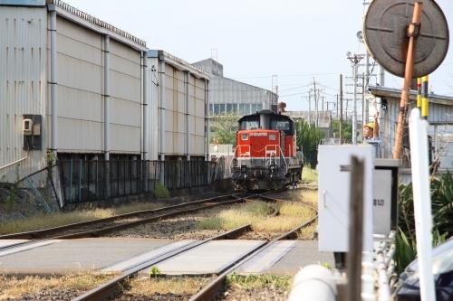 DD51 1801 四日市港駅
