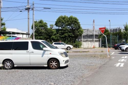 塩浜線 三菱化学専用線跡地