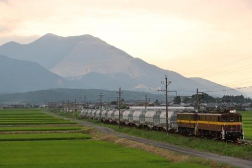 504レ 丹生川-三里