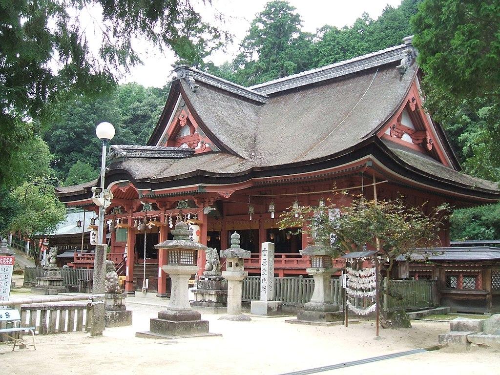 吉備津神社 (福山市)